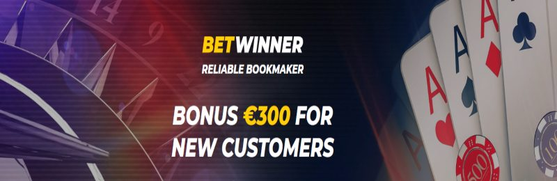 Betwinner Casino bonus